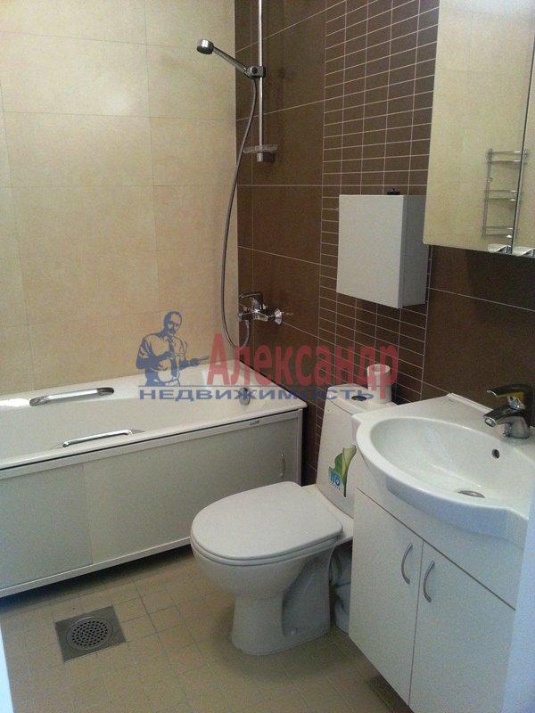 1-комнатная квартира (40м2) в аренду по адресу Загребский бул., 9— фото 3 из 6