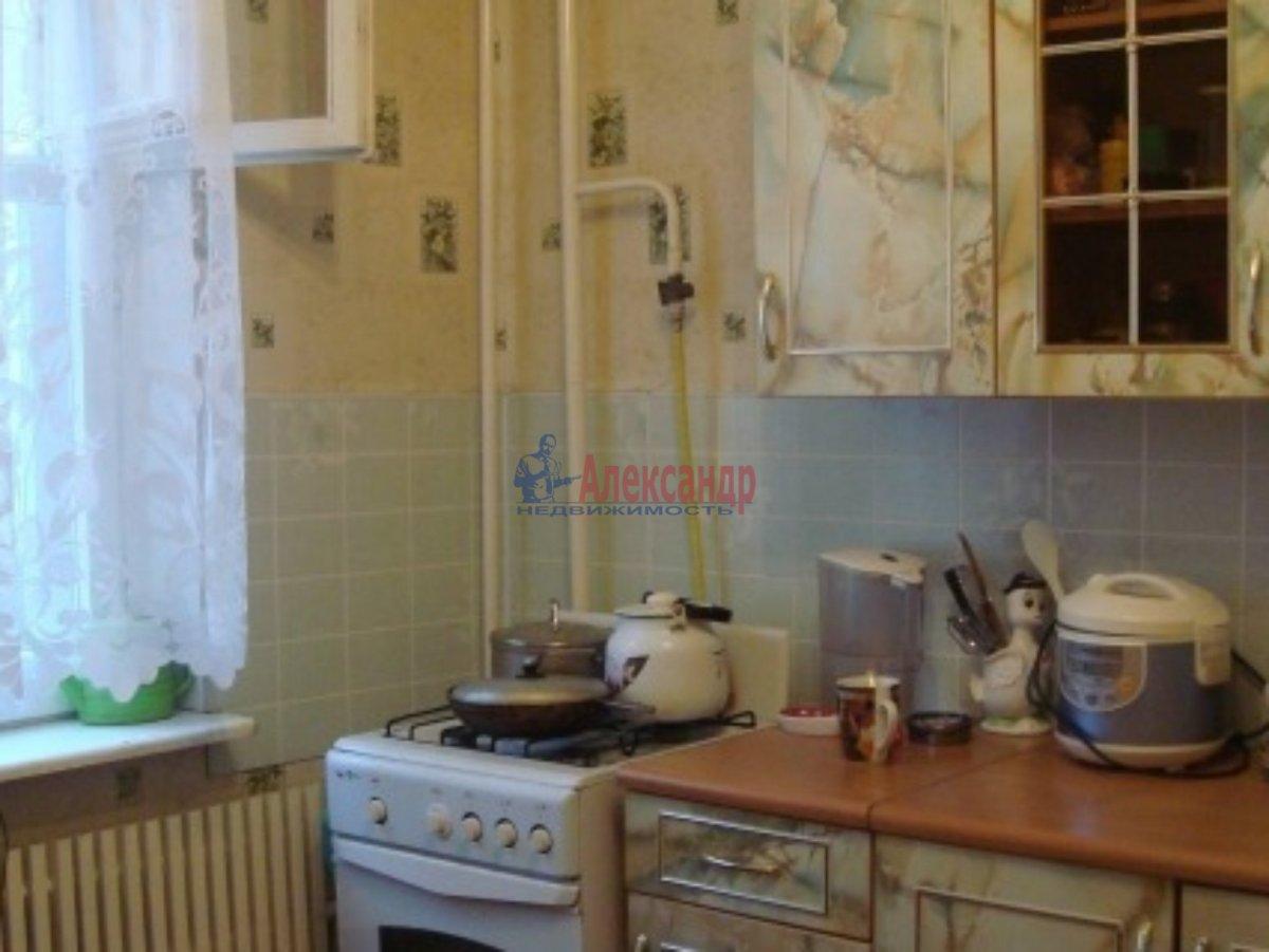 1-комнатная квартира (40м2) в аренду по адресу Севастьянова ул., 4— фото 3 из 3