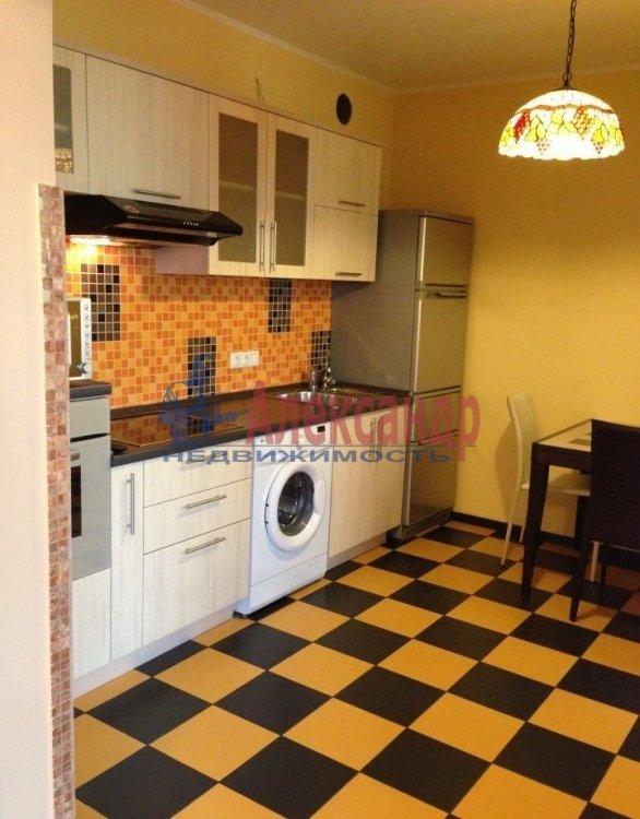 1-комнатная квартира (50м2) в аренду по адресу Ярославский пр., 50— фото 1 из 7