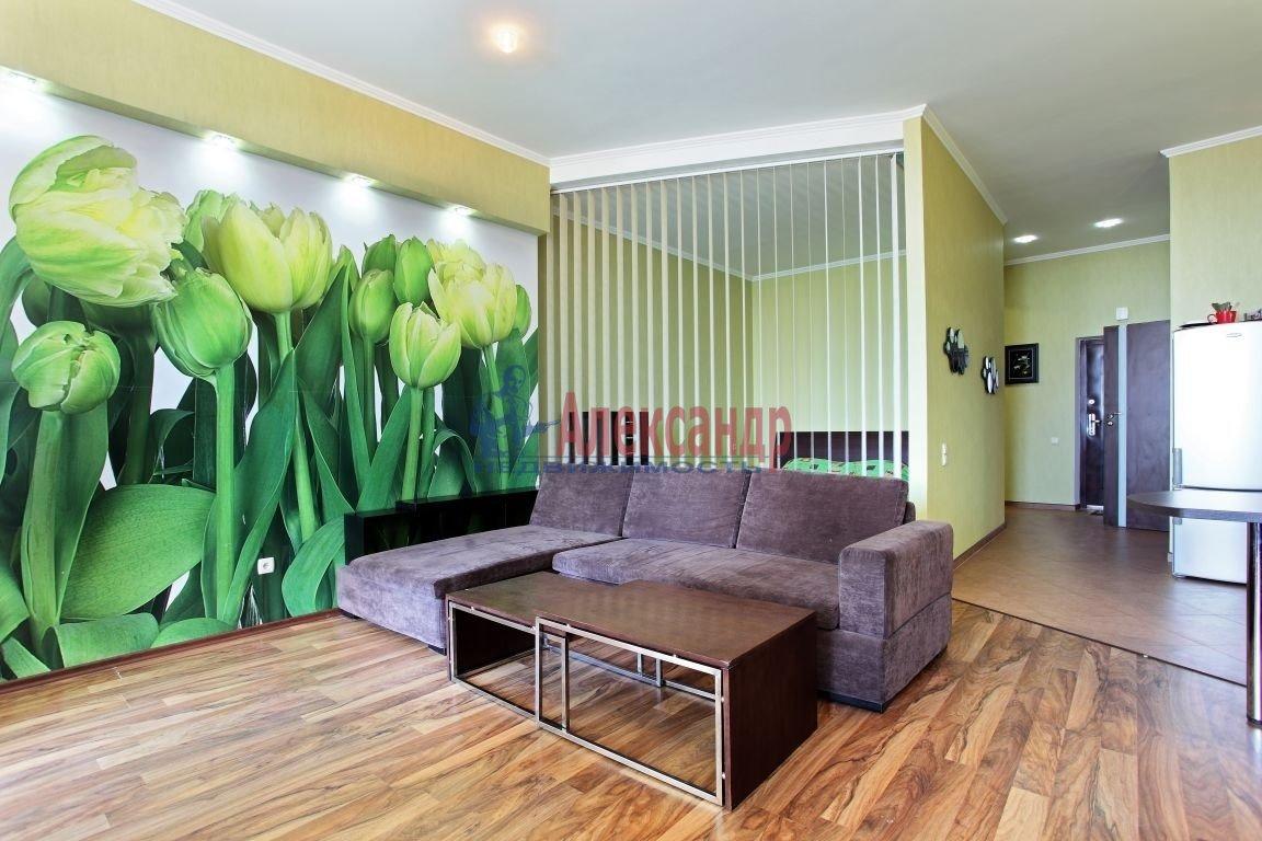 2-комнатная квартира (75м2) в аренду по адресу Киевская ул., 3— фото 5 из 8