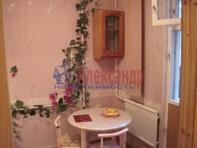 1-комнатная квартира (40м2) в аренду по адресу Кораблестроителей ул.— фото 5 из 5