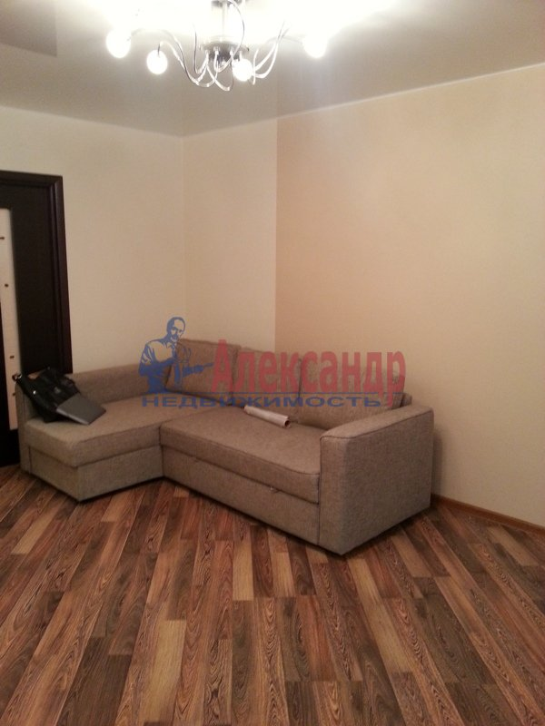 1-комнатная квартира (41м2) в аренду по адресу Бабушкина ул., 82— фото 4 из 6