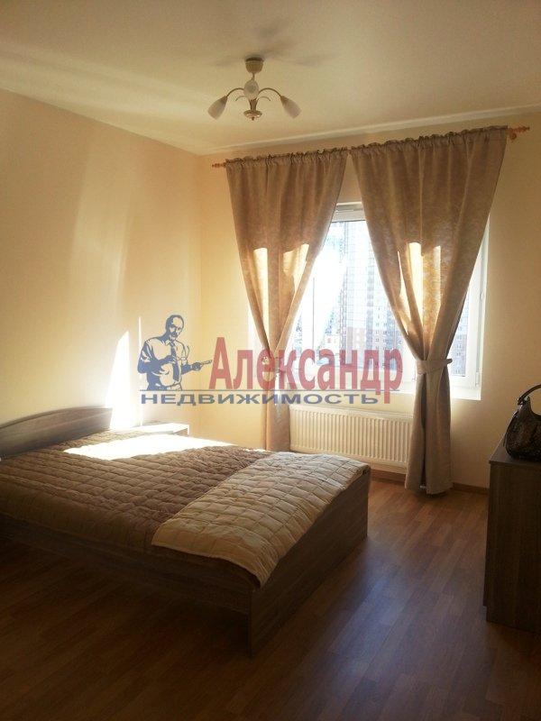 1-комнатная квартира (40м2) в аренду по адресу Загребский бул., 9— фото 1 из 6