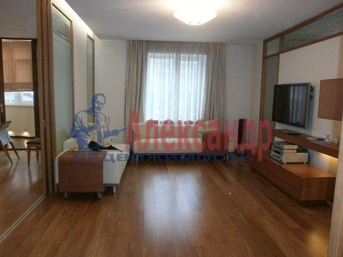 2-комнатная квартира (69м2) в аренду по адресу Кременчугская ул., 11— фото 9 из 11
