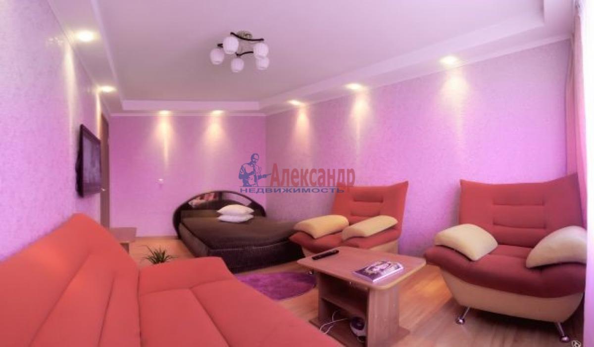 1-комнатная квартира (34м2) в аренду по адресу Стойкости ул., 26— фото 6 из 6