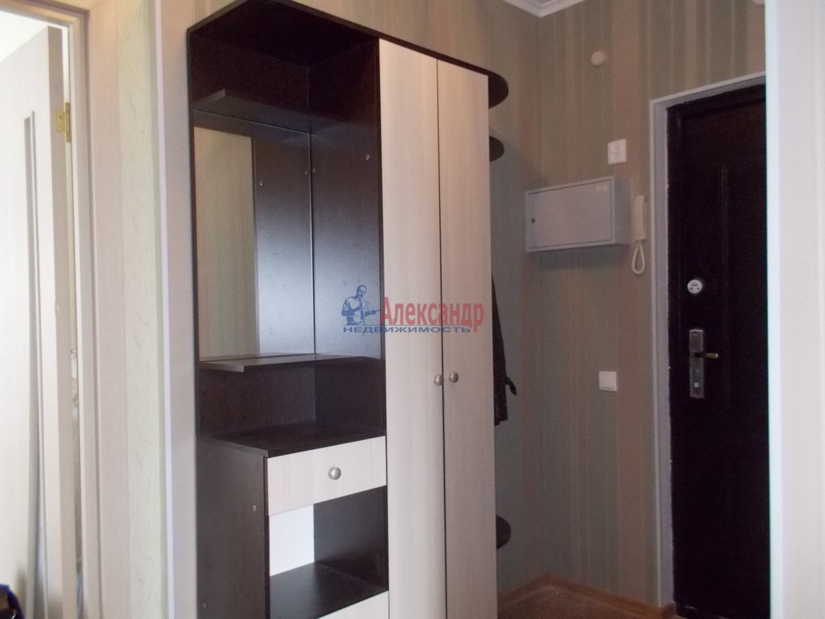 1-комнатная квартира (39м2) в аренду по адресу Кушелевская дор., 5— фото 7 из 9