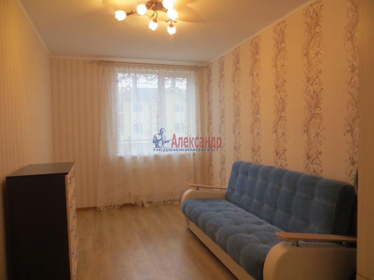 1-комнатная квартира (35м2) в аренду по адресу Кондратьевский пр., 64— фото 1 из 5