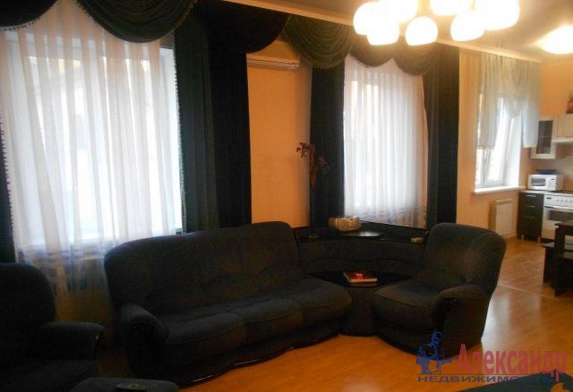 3-комнатная квартира (92м2) в аренду по адресу Садовая ул., 58— фото 1 из 3