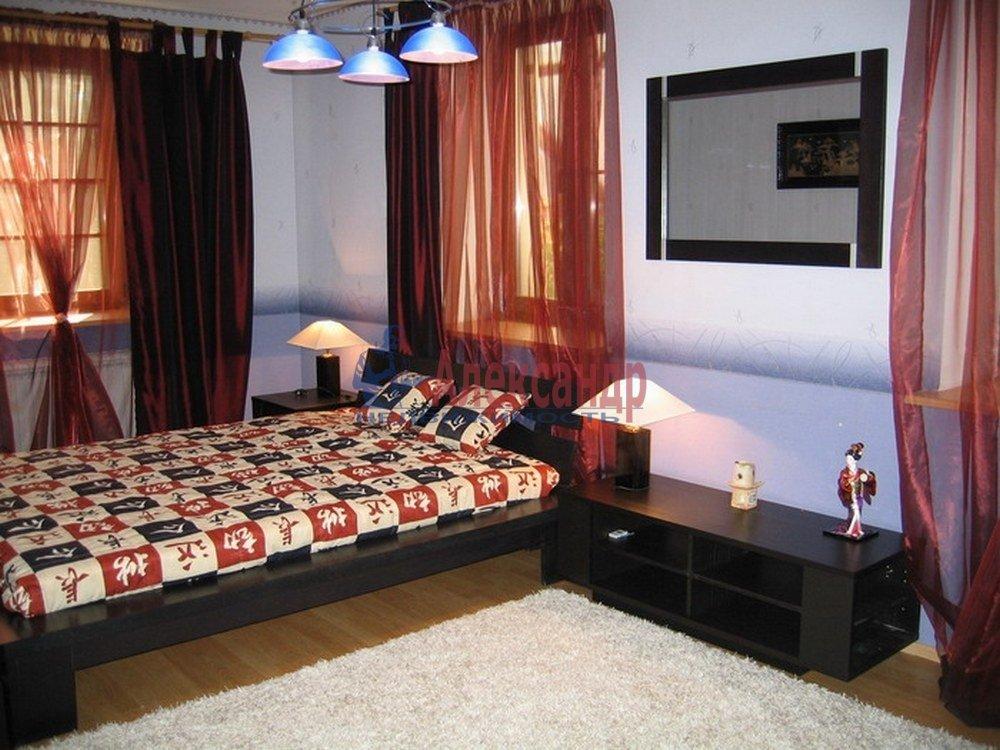 3-комнатная квартира (120м2) в аренду по адресу Динамо пр.— фото 2 из 4