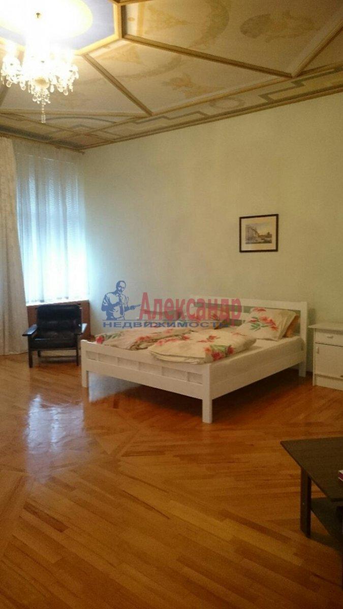 2-комнатная квартира (167м2) в аренду по адресу Большая Морская ул., 34— фото 4 из 12
