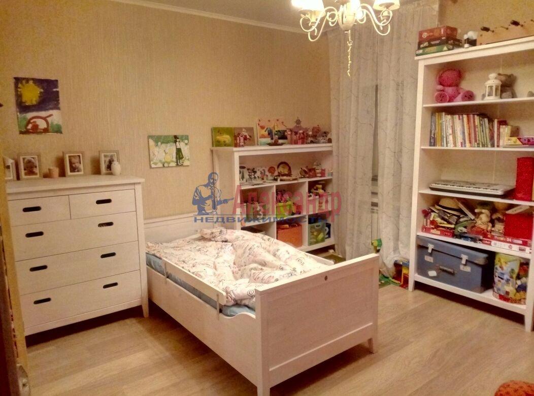 1-комнатная квартира (44м2) в аренду по адресу Боровая ул., 58— фото 1 из 6