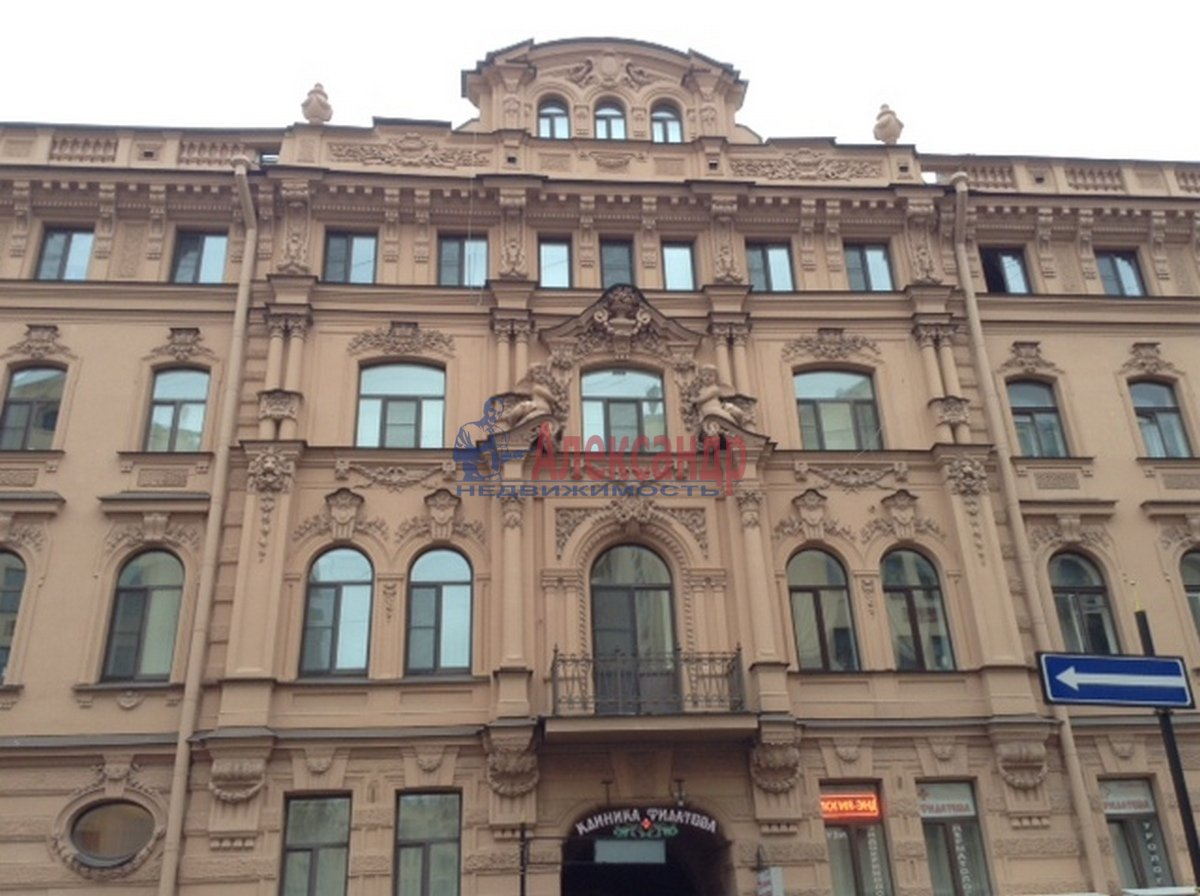 5-комнатная квартира (260м2) в аренду по адресу Рубинштейна ул., 36— фото 1 из 14