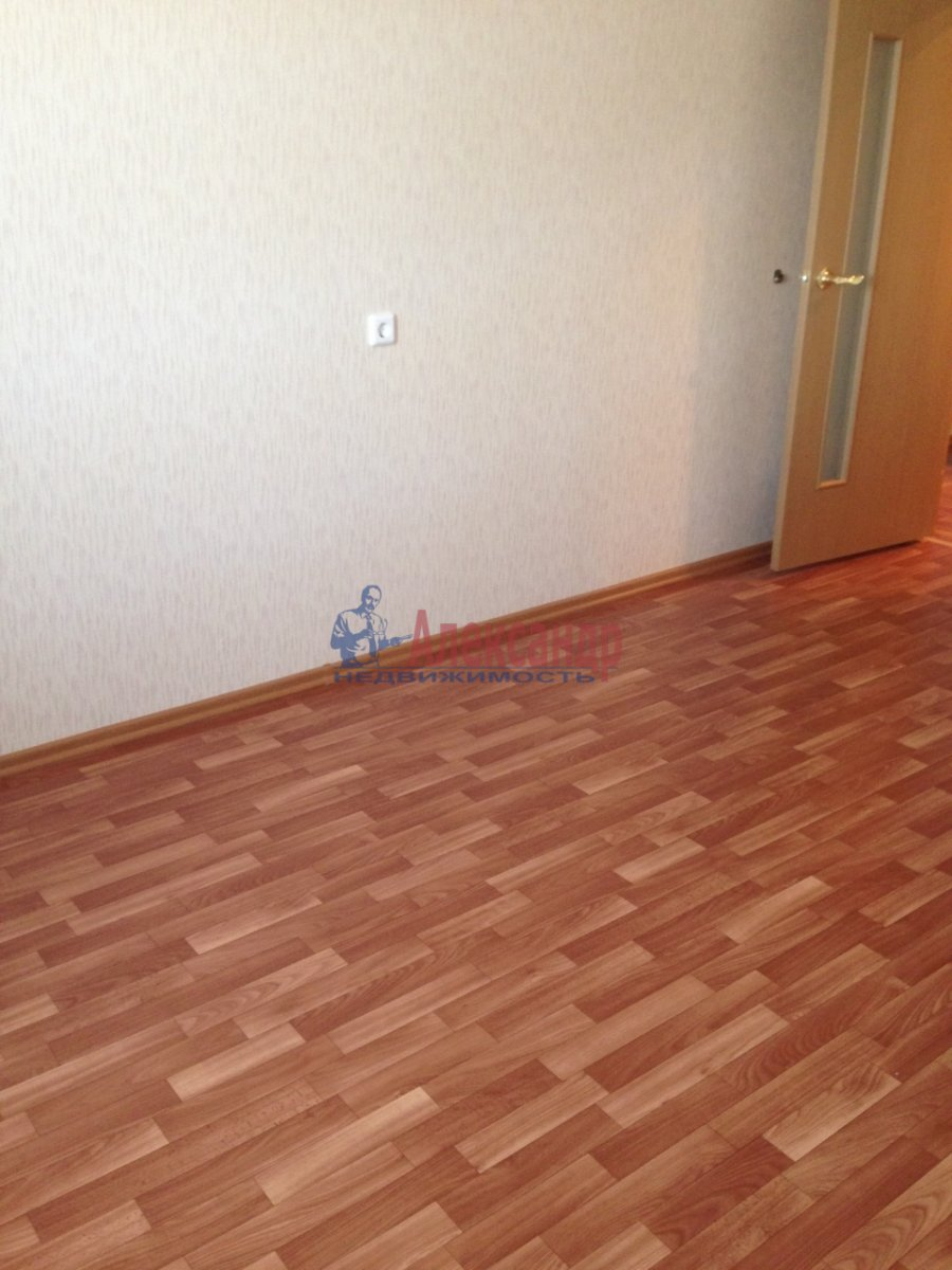 1-комнатная квартира (38м2) в аренду по адресу Всеволожск г., Южный мкр., 3— фото 2 из 7