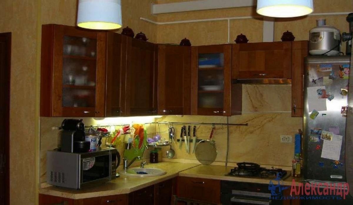 2-комнатная квартира (65м2) в аренду по адресу Чернышевского пл., 8— фото 3 из 4