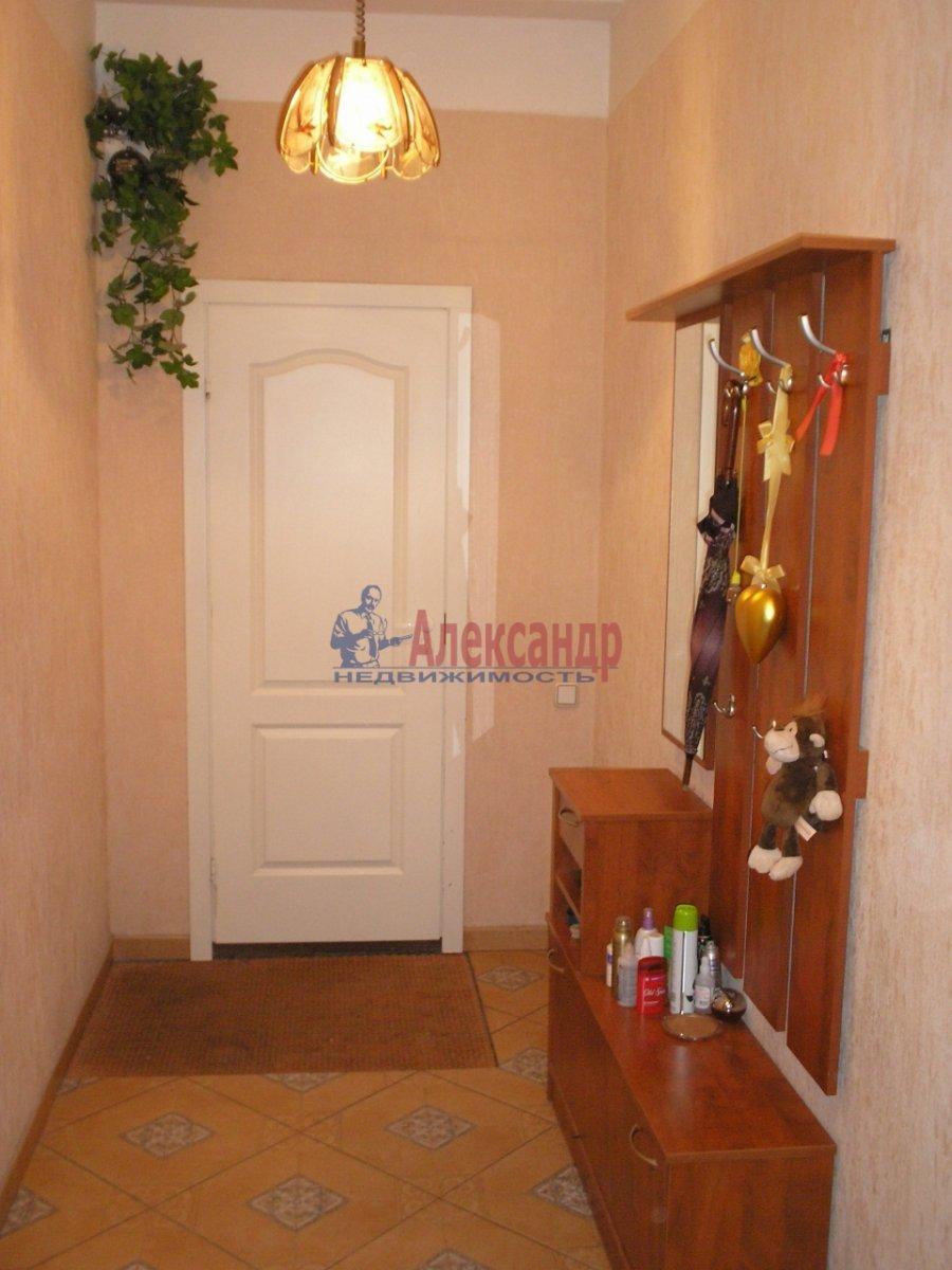 1-комнатная квартира (45м2) в аренду по адресу Благодатная ул., 30— фото 1 из 4