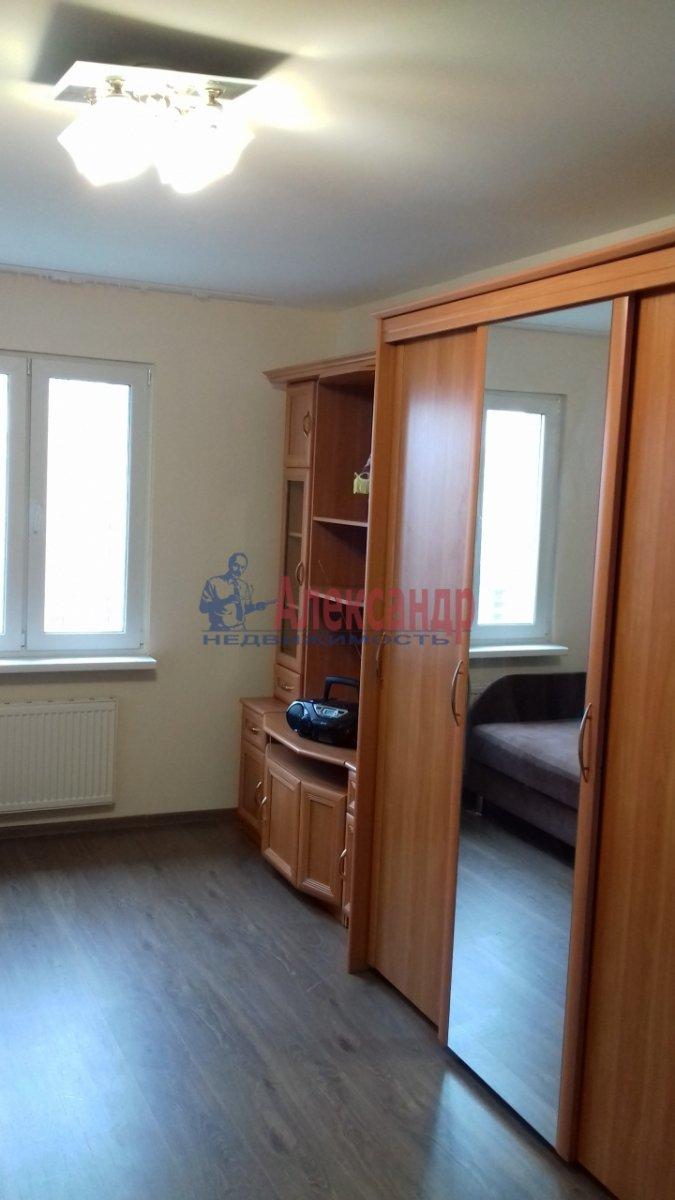 1-комнатная квартира (38м2) в аренду по адресу Яхтенная ул., 30— фото 11 из 15