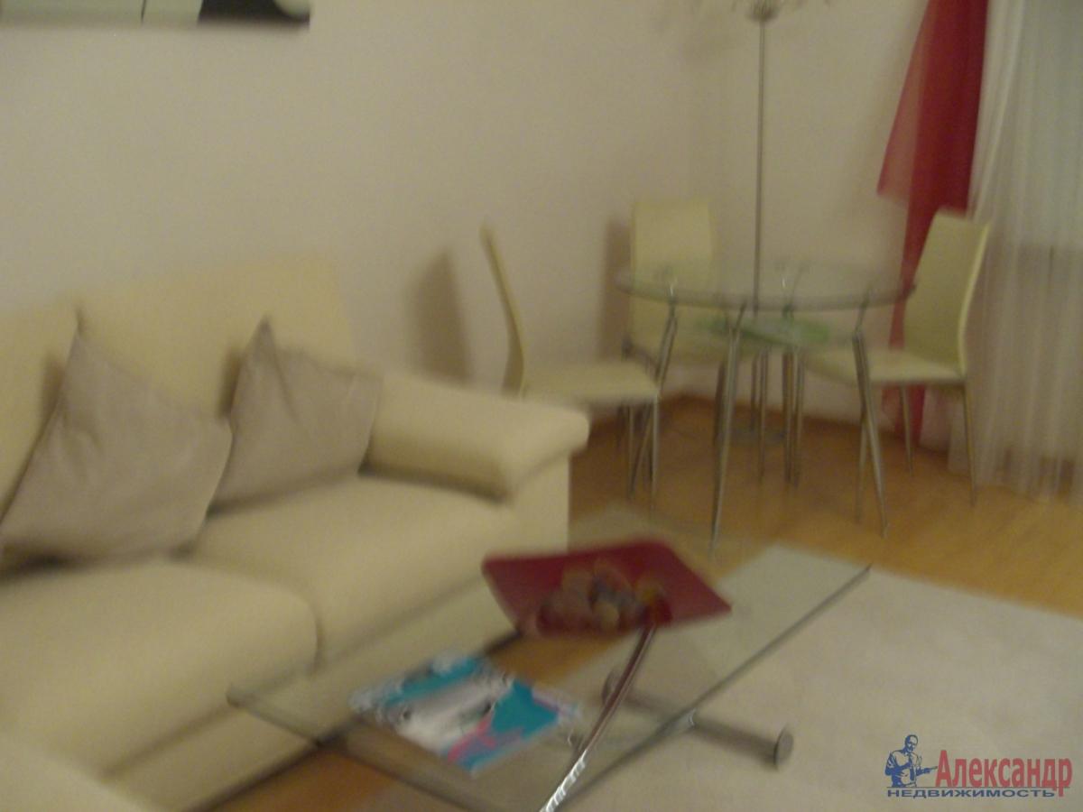 1-комнатная квартира (35м2) в аренду по адресу Российский пр., 14— фото 1 из 3
