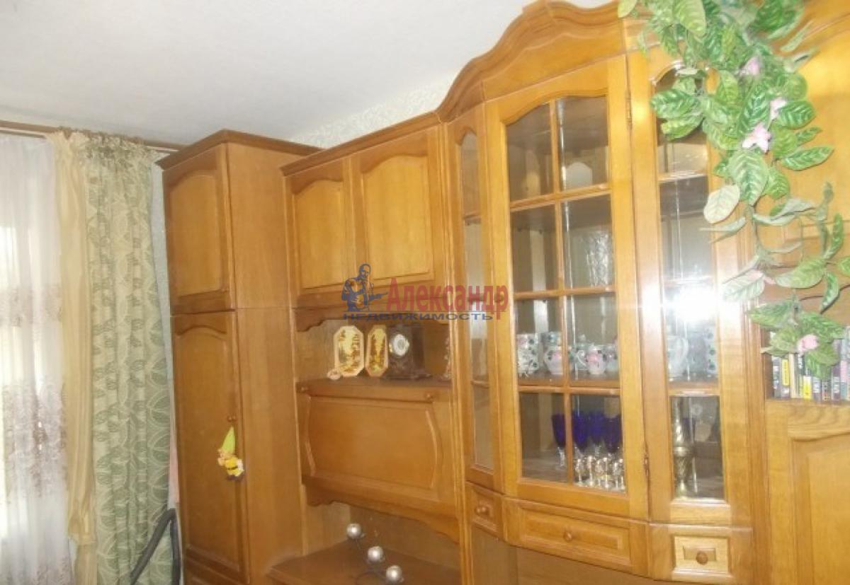 1-комнатная квартира (42м2) в аренду по адресу Загребский бул., 7— фото 1 из 8