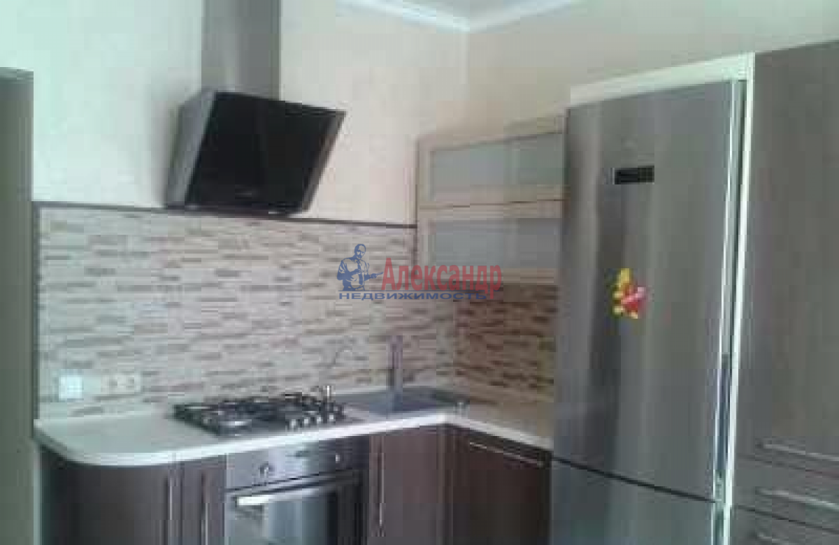 2-комнатная квартира (47м2) в аренду по адресу Стойкости ул., 26— фото 2 из 6