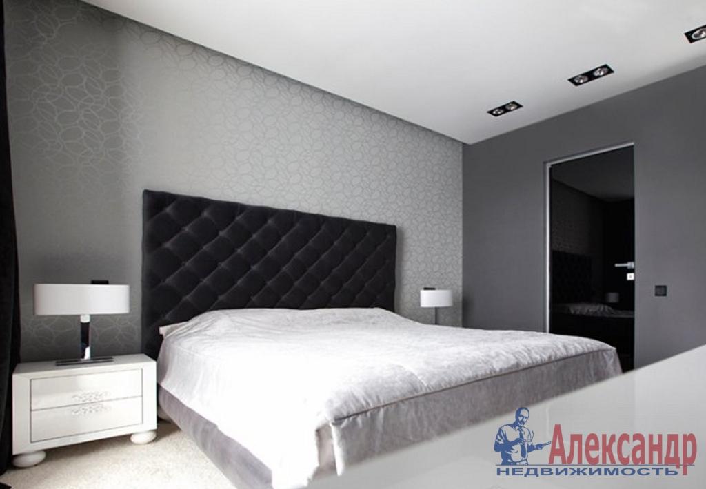 3-комнатная квартира (123м2) в аренду по адресу Малодетскосельский пр., 28— фото 2 из 4