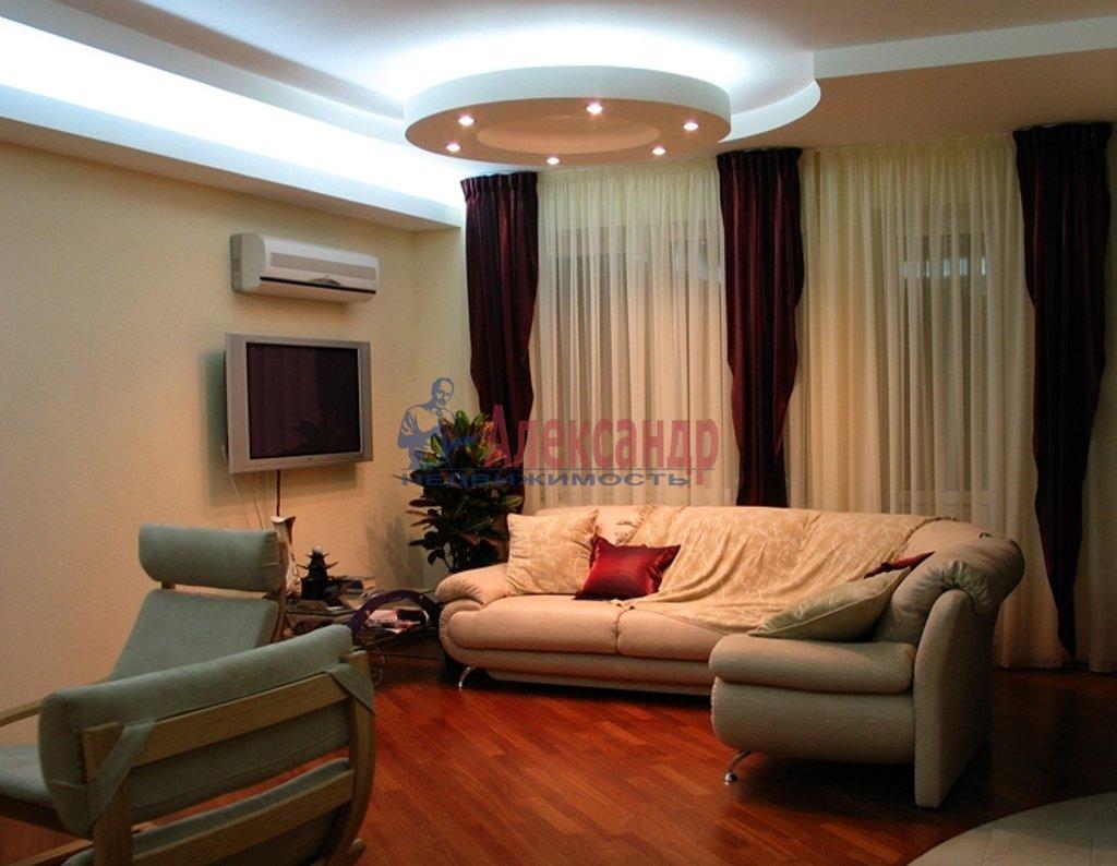 3-комнатная квартира (90м2) в аренду по адресу Серпуховская ул., 34— фото 1 из 6