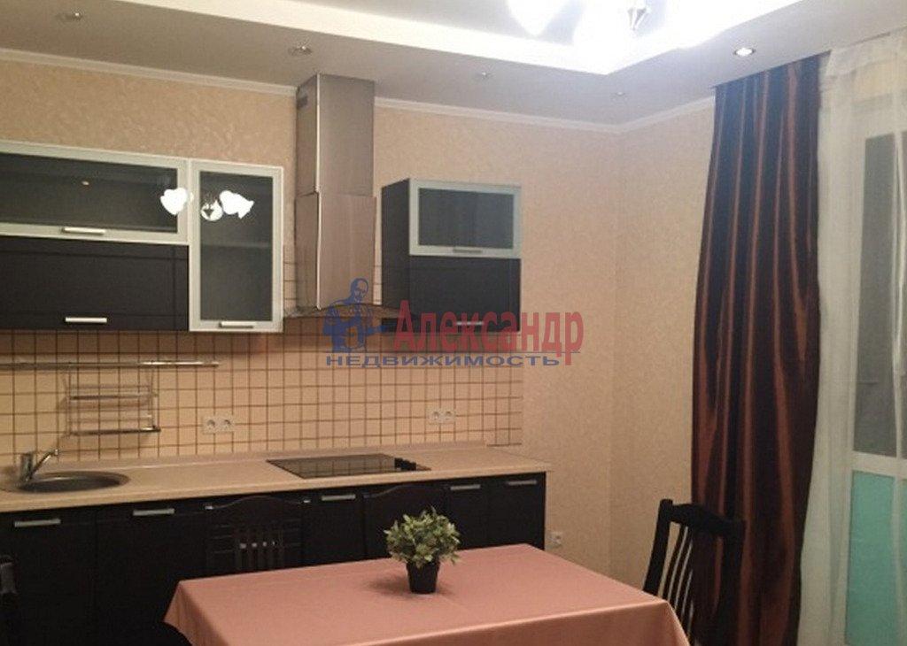 1-комнатная квартира (54м2) в аренду по адресу Маршала Жукова пр., 41— фото 2 из 3