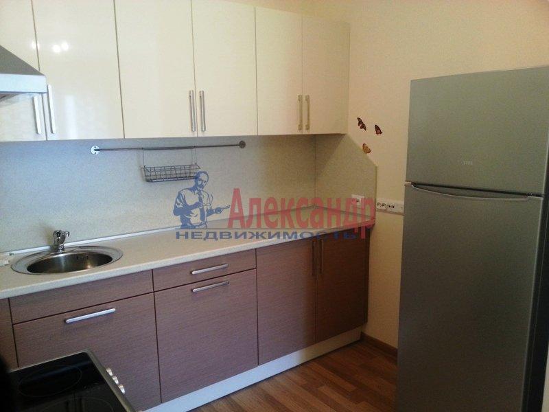 1-комнатная квартира (40м2) в аренду по адресу Загребский бул., 9— фото 5 из 6