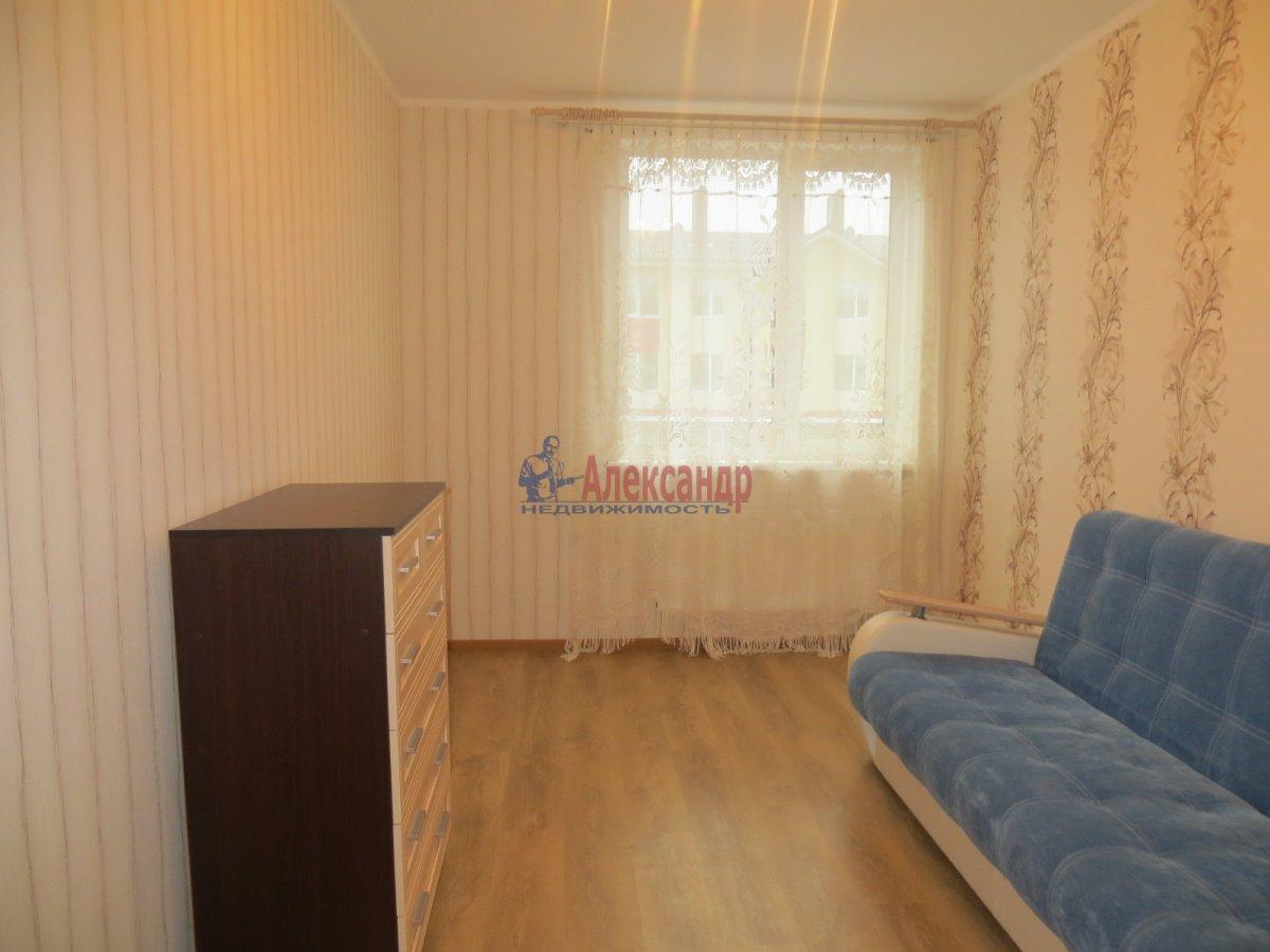 1-комнатная квартира (35м2) в аренду по адресу Кондратьевский пр., 64— фото 3 из 5