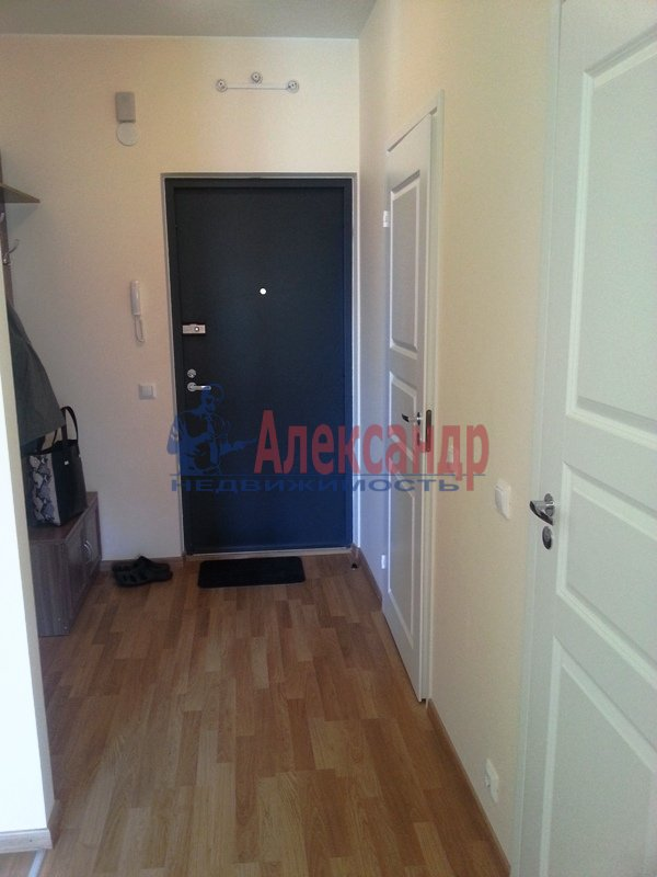 1-комнатная квартира (40м2) в аренду по адресу Загребский бул., 9— фото 6 из 6