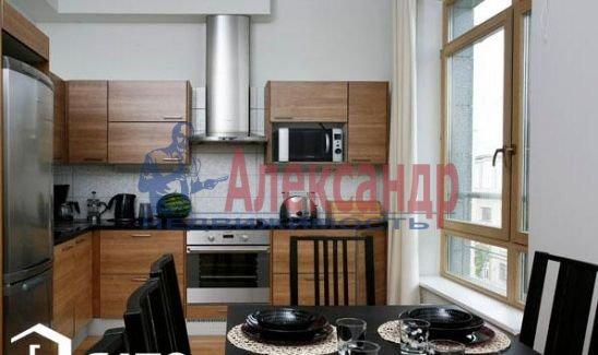 2-комнатная квартира (75м2) в аренду по адресу Графтио ул., 5— фото 1 из 4