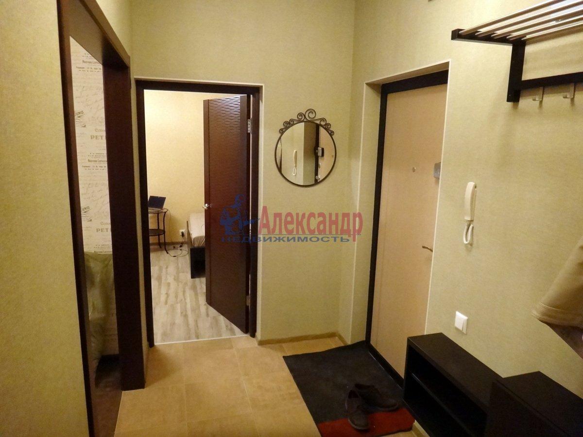 1-комнатная квартира (45м2) в аренду по адресу Белы Куна ул., 1— фото 9 из 13