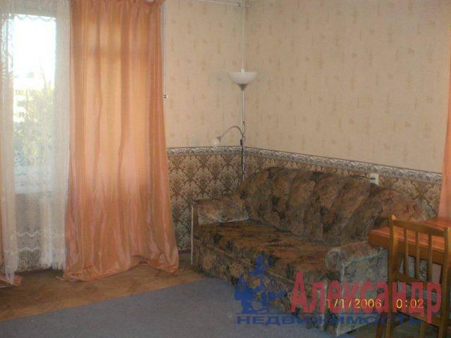 1-комнатная квартира (35м2) в аренду по адресу Сикейроса ул., 4— фото 1 из 3