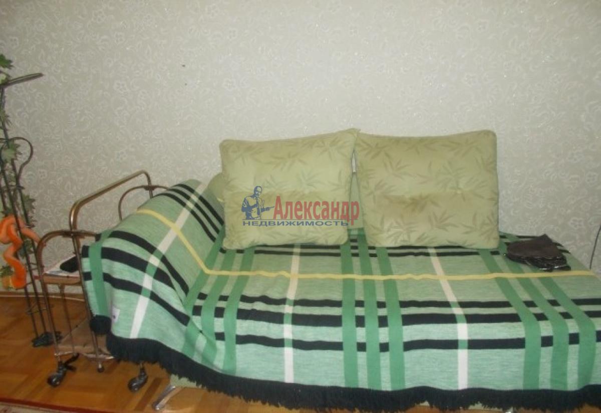 1-комнатная квартира (42м2) в аренду по адресу Загребский бул., 7— фото 2 из 8
