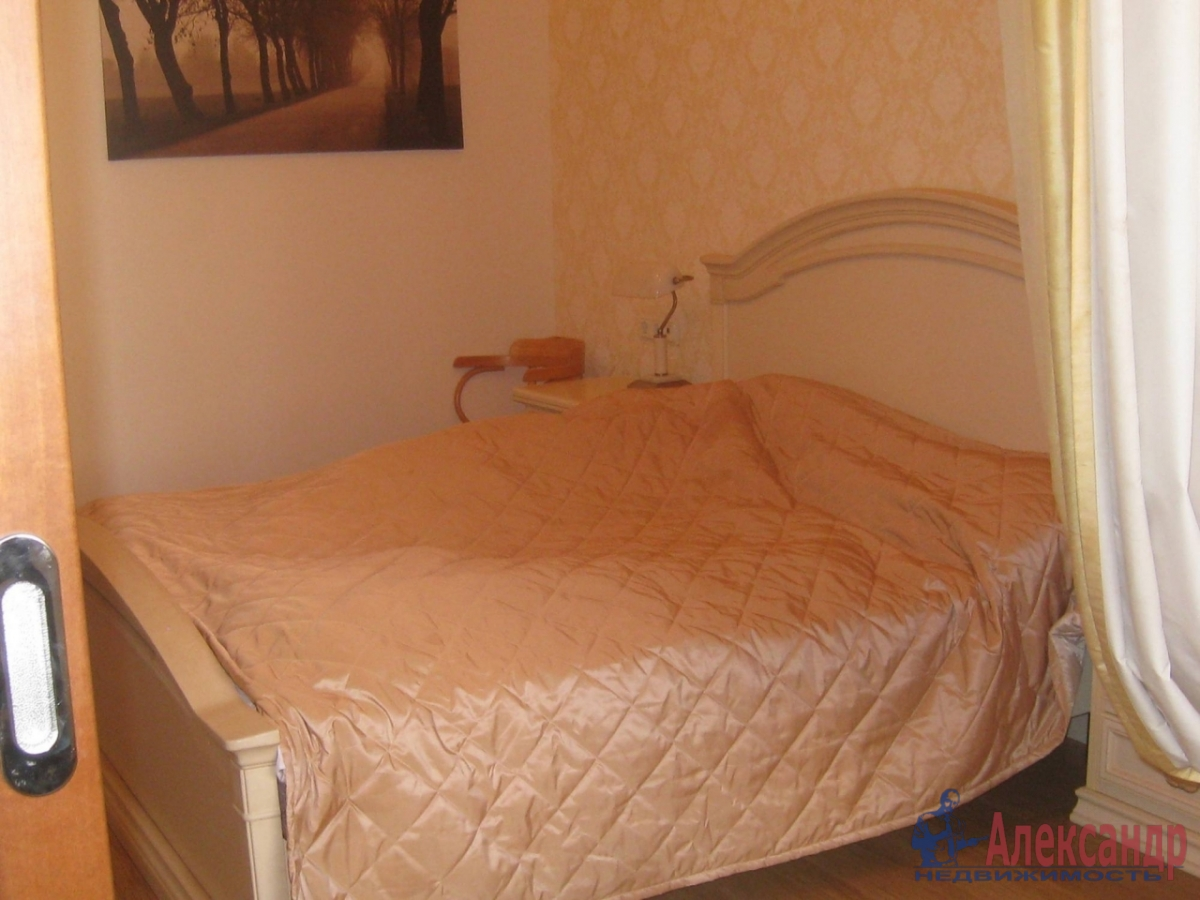 3-комнатная квартира (91м2) в аренду по адресу Колокольная ул., 3— фото 5 из 18