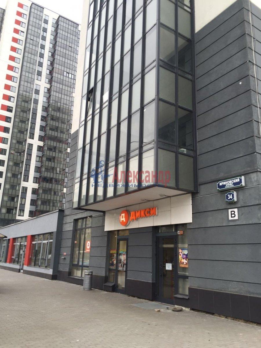 1-комнатная квартира (35м2) в аренду по адресу Ириновский пр., 34— фото 1 из 11
