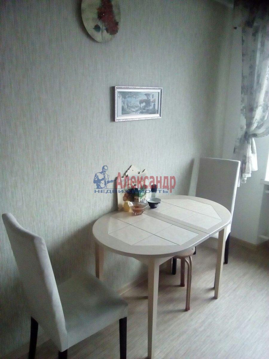 1-комнатная квартира (33м2) в аренду по адресу Большевиков пр., 15— фото 4 из 9