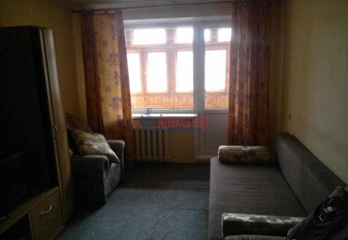 1-комнатная квартира (34м2) в аренду по адресу Зины Портновой ул., 25— фото 1 из 3