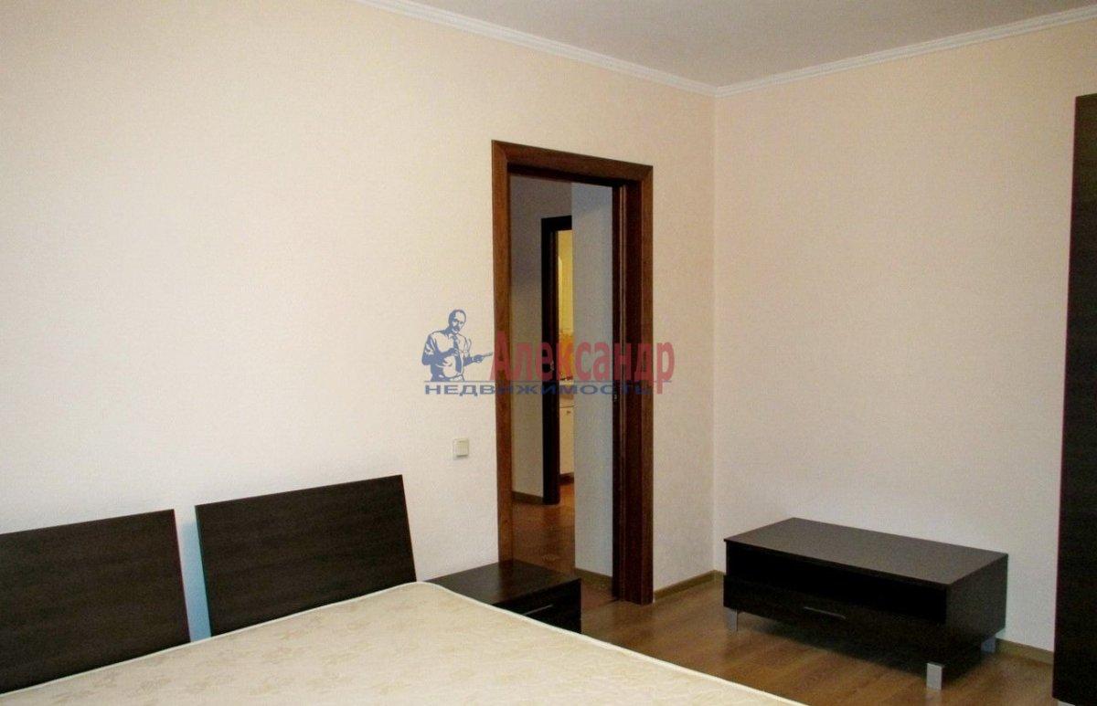 1-комнатная квартира (45м2) в аренду по адресу Варшавская ул., 69— фото 2 из 4
