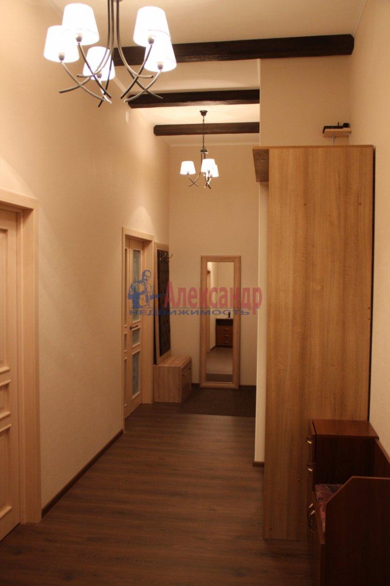 1-комнатная квартира (40м2) в аренду по адресу Веденеева ул., 12— фото 2 из 2