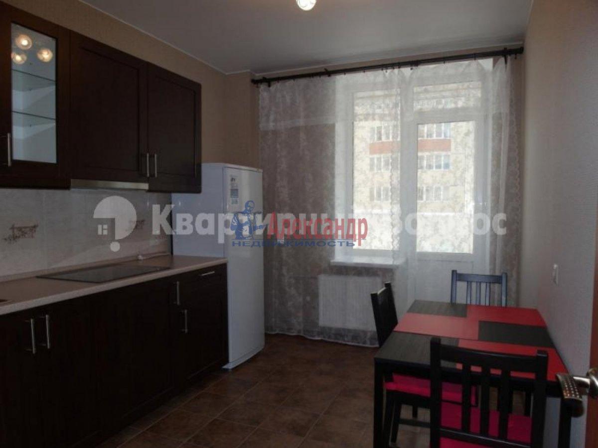 1-комнатная квартира (44м2) в аренду по адресу Ворошилова ул., 29— фото 1 из 8
