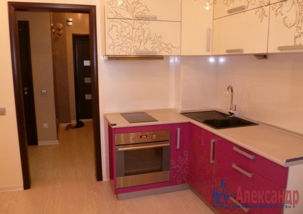 1-комнатная квартира (45м2) в аренду по адресу Наставников пр., 36— фото 2 из 2