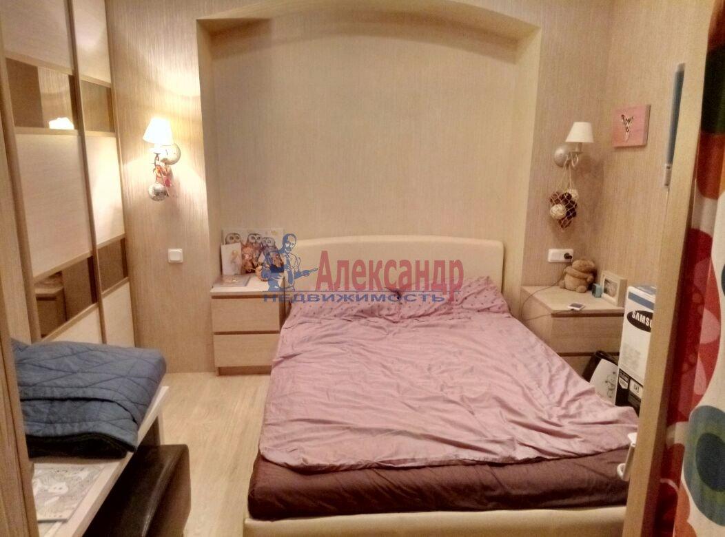 1-комнатная квартира (44м2) в аренду по адресу Боровая ул., 58— фото 3 из 6