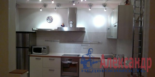 1-комнатная квартира (41м2) в аренду по адресу Наличная ул., 48— фото 4 из 4