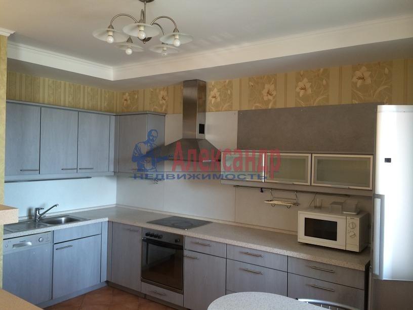 2-комнатная квартира (80м2) в аренду по адресу Выборгское шос., 5— фото 1 из 20