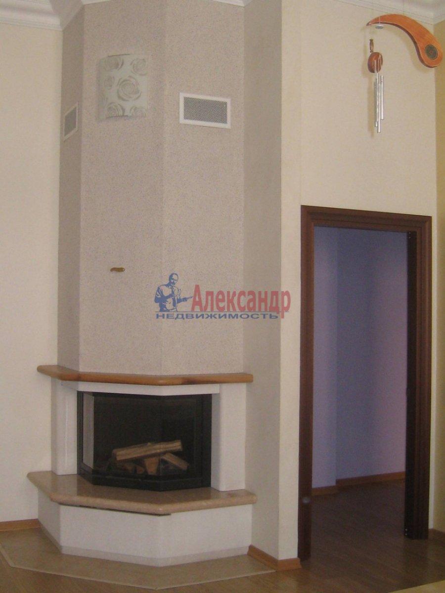 3-комнатная квартира (91м2) в аренду по адресу Колокольная ул., 3— фото 7 из 18