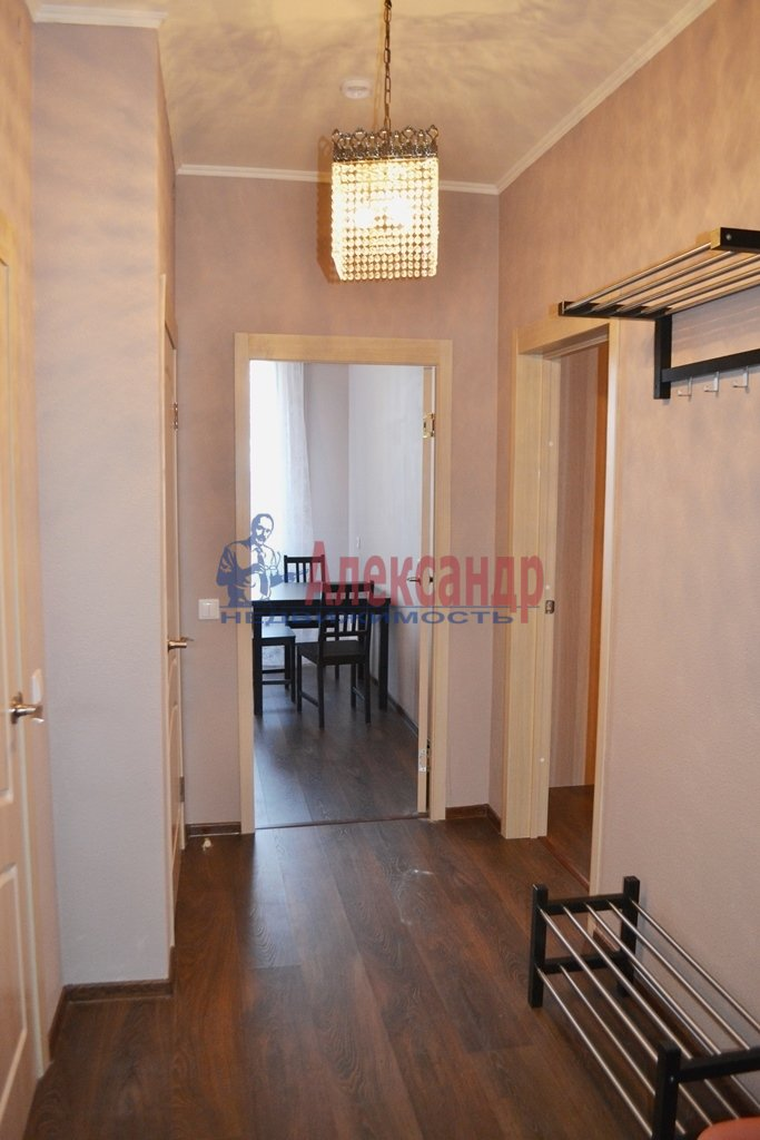 1-комнатная квартира (44м2) в аренду по адресу Бутлерова ул., 11— фото 10 из 16