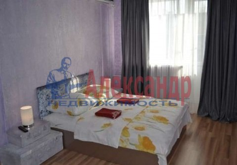 1-комнатная квартира (39м2) в аренду по адресу Ильюшина ул., 11— фото 4 из 9