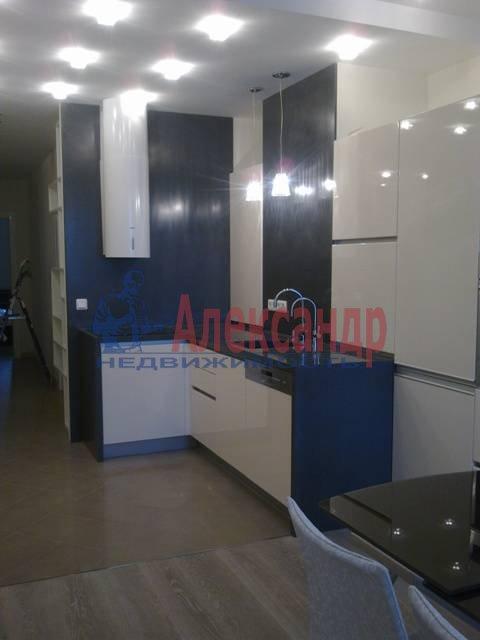 2-комнатная квартира (69м2) в аренду по адресу Российский пр., 8— фото 3 из 16