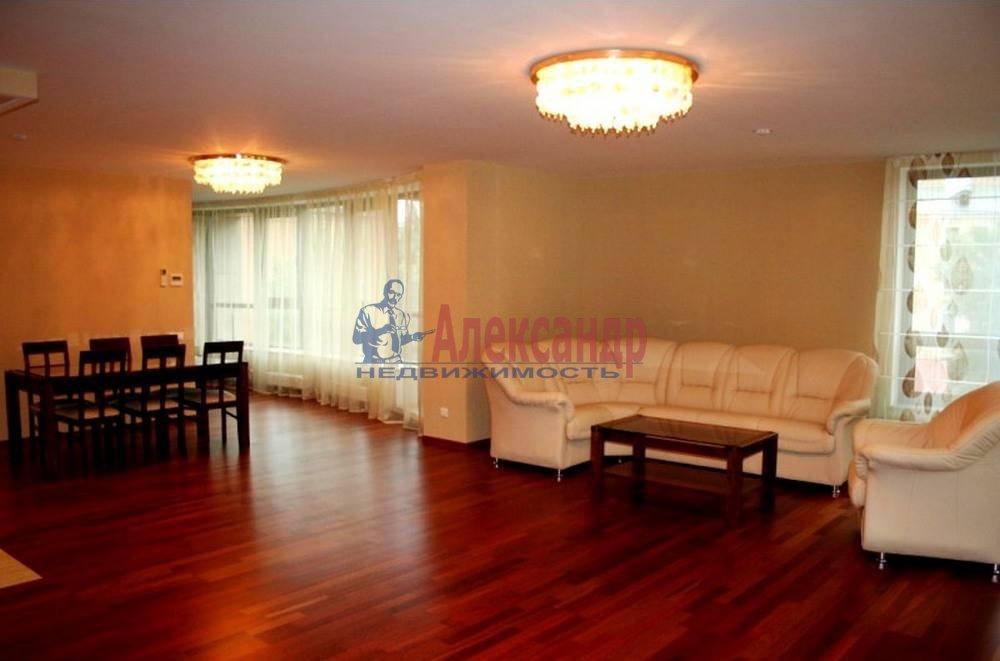 3-комнатная квартира (146м2) в аренду по адресу Малый пр., 16— фото 2 из 13