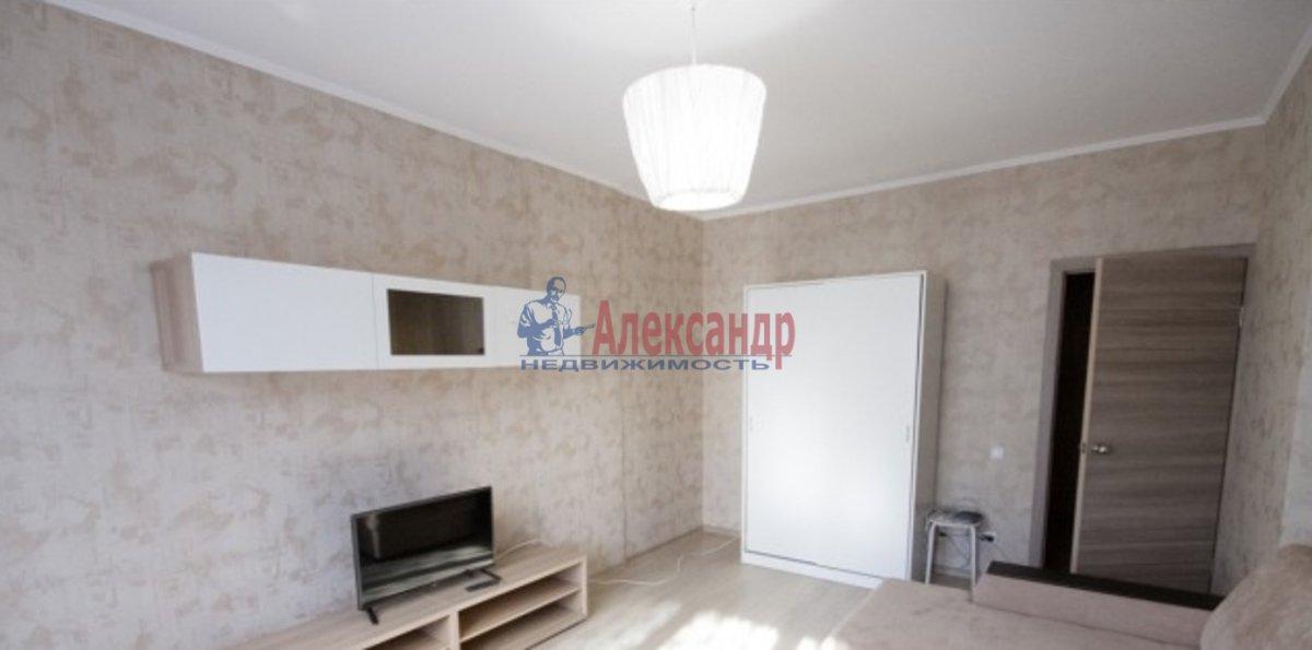 1-комнатная квартира (40м2) в аренду по адресу Комендантский пр., 51— фото 2 из 3
